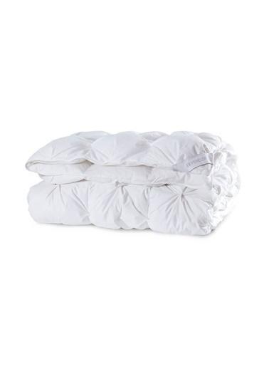 Penelope İnnovia Kaz Tüyü Yorgan Tek Kişilik 155x215 Beyaz